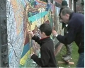 Village Mosaic - James Darby places in the last piece