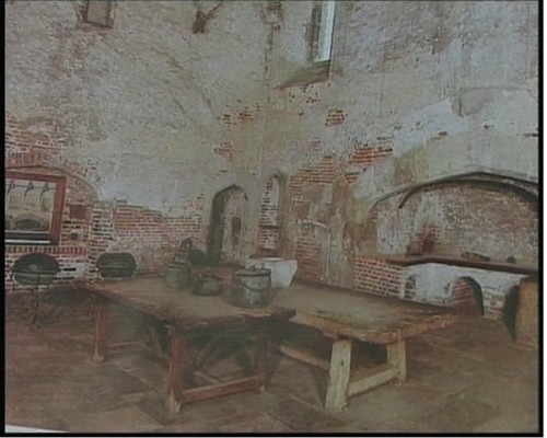 Vanished Palace of Otford - the Palace kitchen