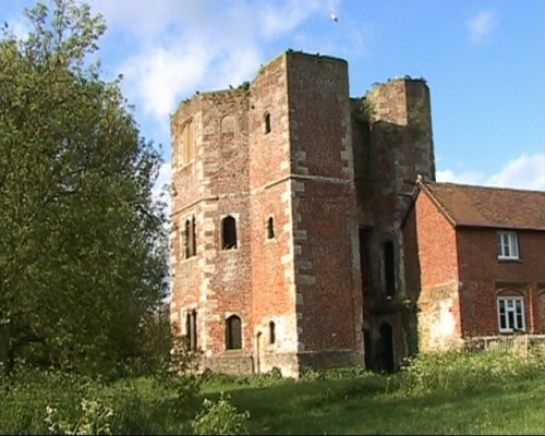 Vanished Palace of Otford - Palace remains