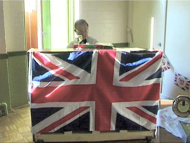 Otford, a Village in Kent with a Pond - Jubilee Footage