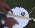 Scale Model of the Solar System - measurements are critical