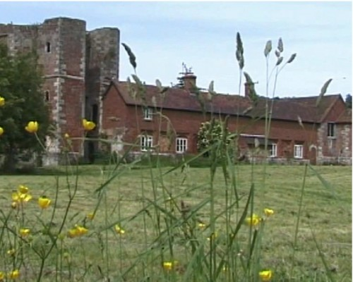 Vanished Palace of Otford - the old Palace lies forlorn but not entirely forgotten